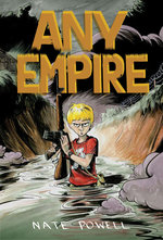Image for Nate Powell's ANY EMPIRE lands in Booklist's Top 10!
