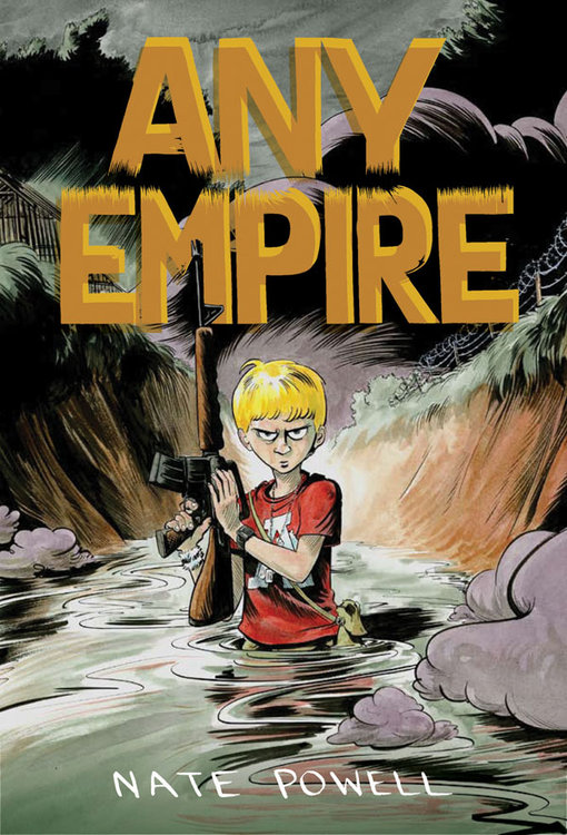 Any Empire by Nate Powell