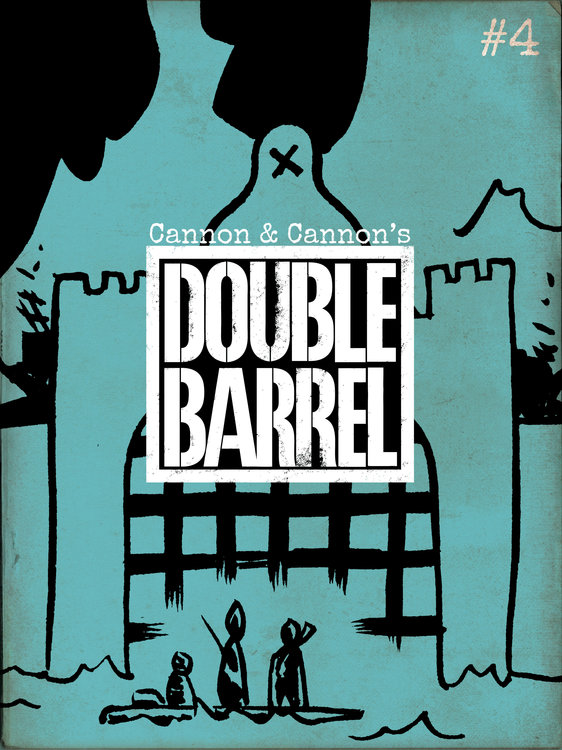 Double Barrel #04