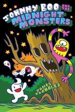 Johnny Boo (Book 10): Johnny Boo and the Midnight Monsters