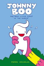 Johnny Boo (Book 1): The Best Little Ghost