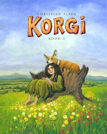 Korgi (Book 3) -- HARDCOVER