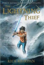 Percy Jackson & the Olympians (Book 1): The Lightning Thief (GN)