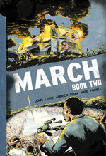 March: Book Two -- HARDCOVER