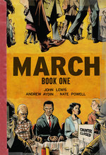 March: Book One -- HARDCOVER