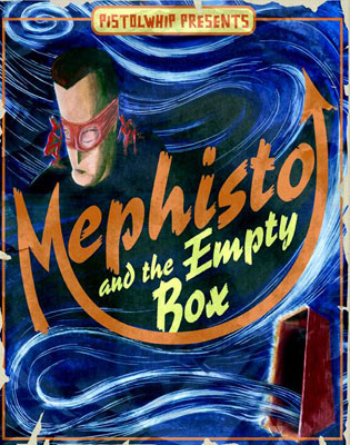 Mephisto and the Empty Box cover