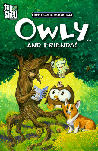 Owly and Friends - 2010 (FCBD)
