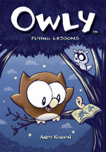 Owly (Vol 3): Flying Lessons