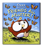 Image for Owly and Wormy in Friends All Aflutter!