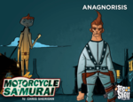 The Motorcycle Samurai #4: Anagnorisis