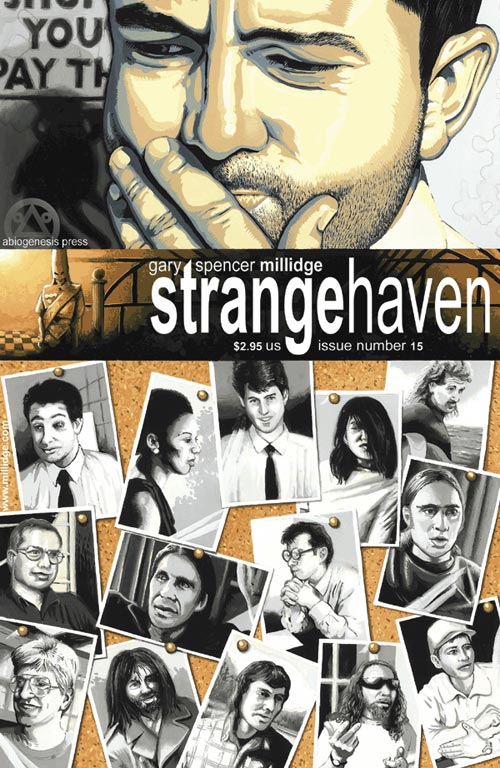 Strangehaven Single Issues