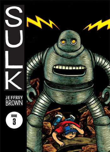 Sulk (Vol 3): The Kind of Strength...