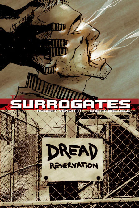 The Surrogates #2 (of 5)
