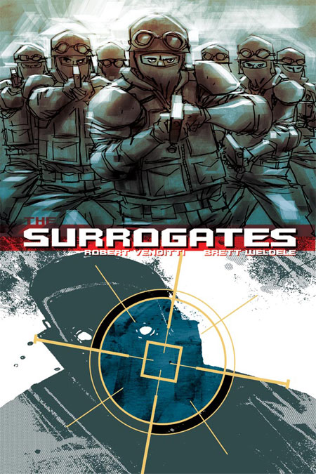 The Surrogates #3 (of 5)