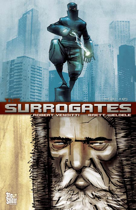 The Surrogates #4 (of 5)
