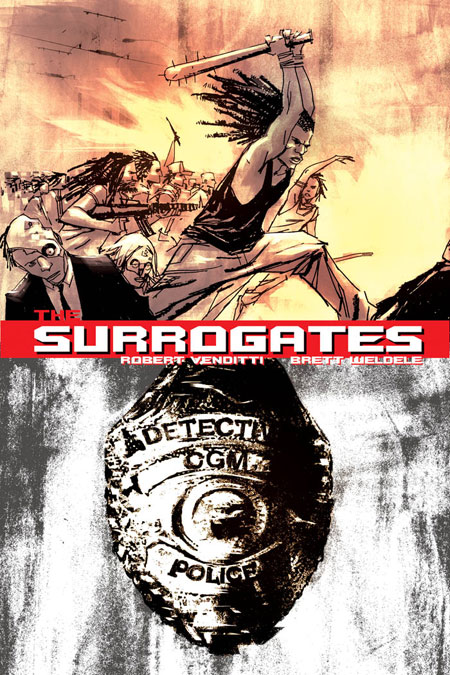 The Surrogates #5 (of 5)