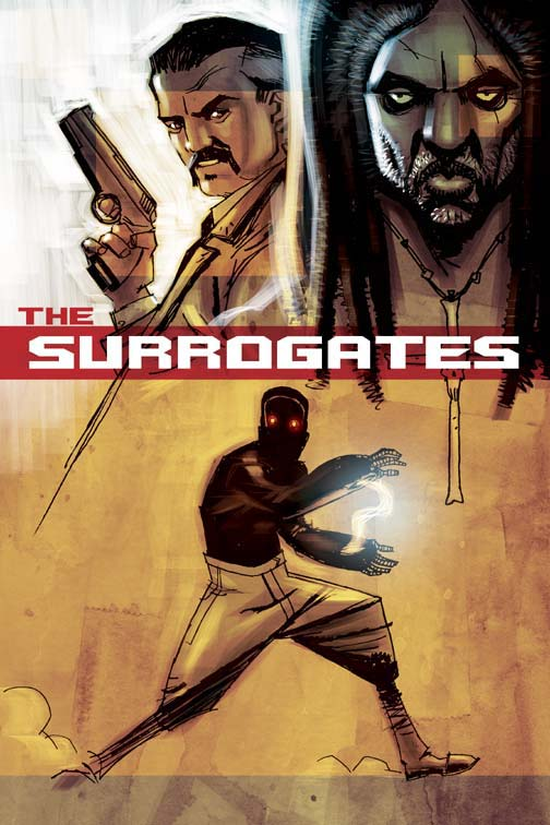 The Surrogates #1 (of 5)