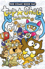 Top Shelf Kids Club -- 2011 (FCBD)