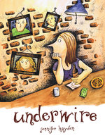 Image for Jennifer Hayden launches UNDERWIRE in Brooklyn Nov 12!