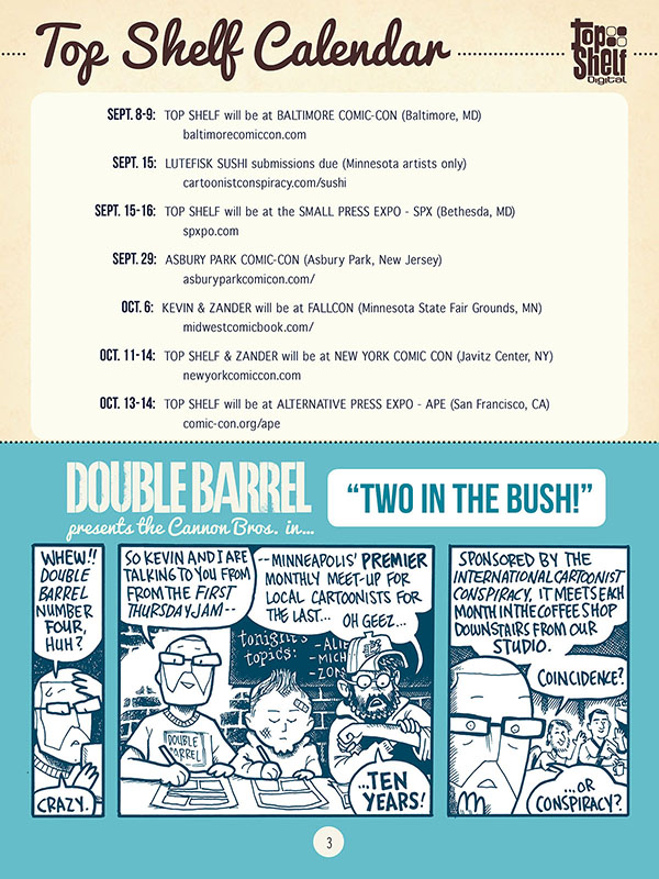Double Barrel #04 - Page 2