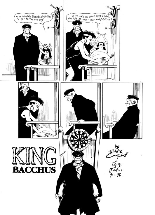 Bacchus (Omnibus Edition): Volume Two -- SIGNED & NUMBERED HC - Page 4
