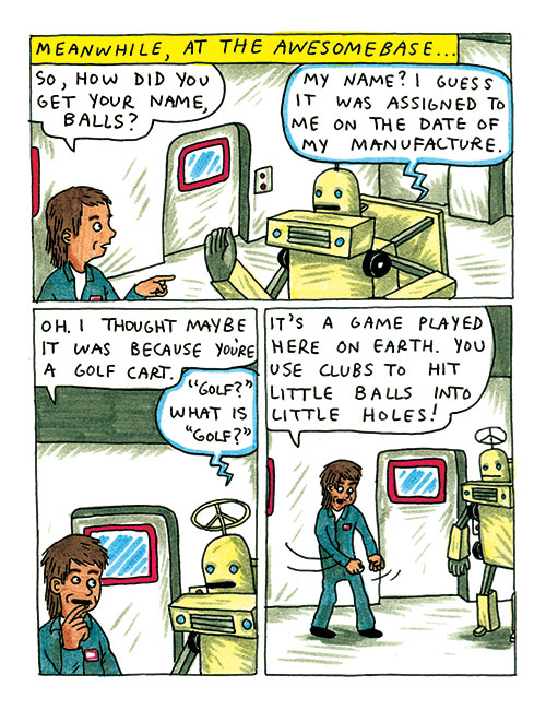 Incredible Change-Bots Two Point Something Something - Page 1