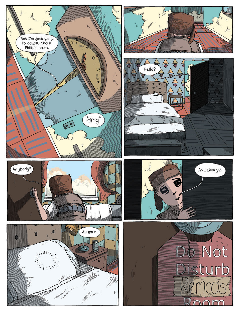 Cloud Hotel - Page 2