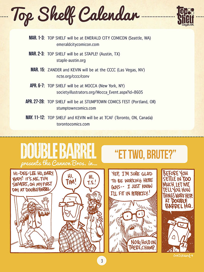 Double Barrel #09 - Page 2