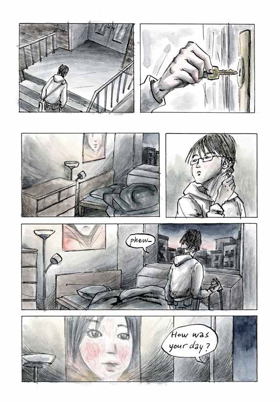 Dear Beloved Stranger - Page 2