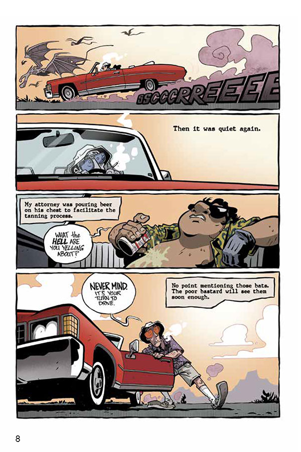 Fear and Loathing in Las Vegas - Page 3