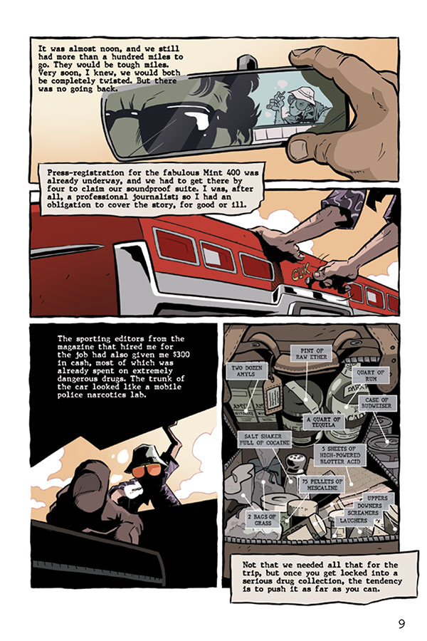 Fear and Loathing in Las Vegas - Page 4