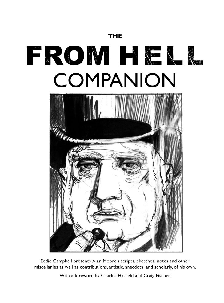 The From Hell Companion - Page 1