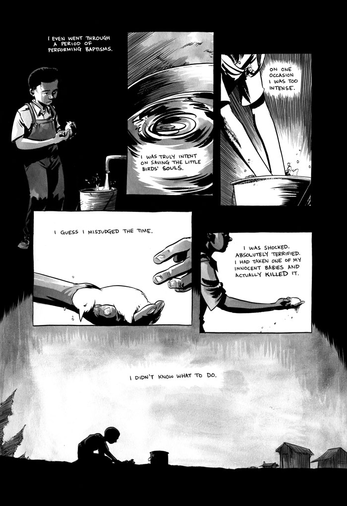 March: Book One - Page 3