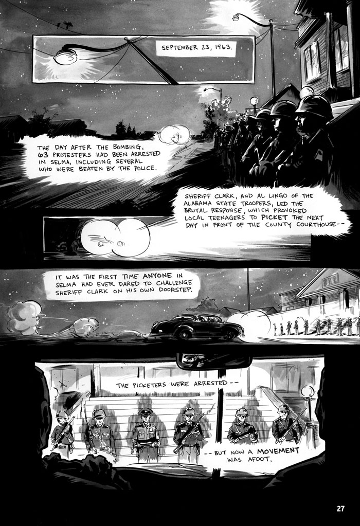 March: Book Three - Page 1
