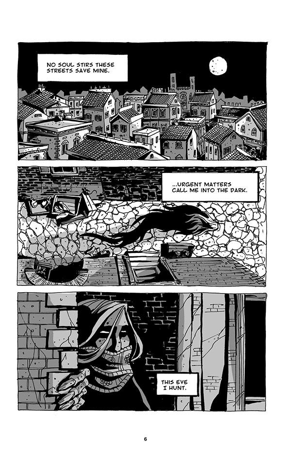 Pinocchio, Vampire Slayer (Vol. 1) - Page 1