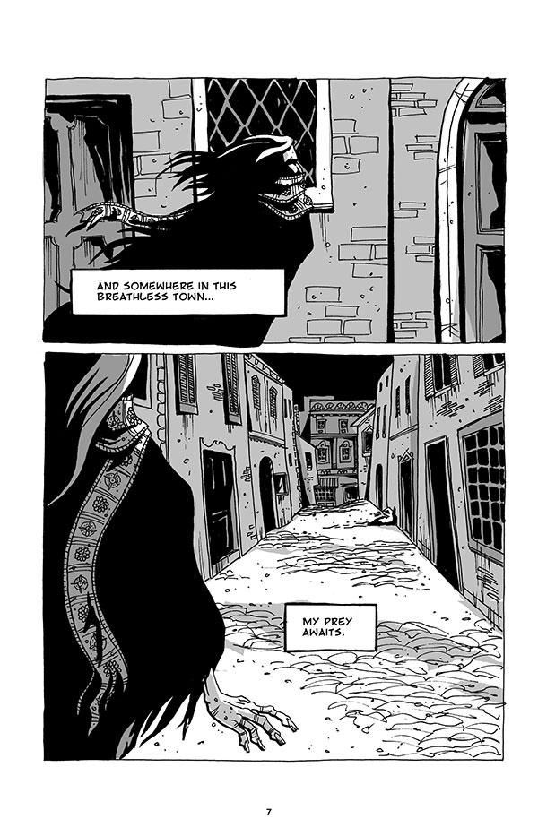 Pinocchio, Vampire Slayer (Vol. 1) - Page 2