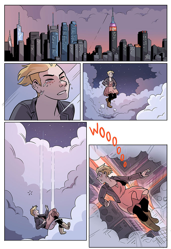 Strong Female Protagonist (Book Two) - Page 1