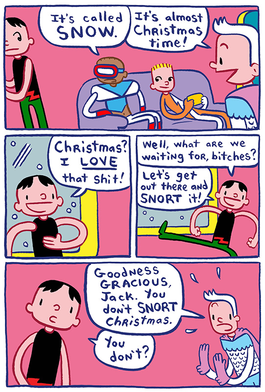 SuperF*ckers Save Christmas! - Page 2