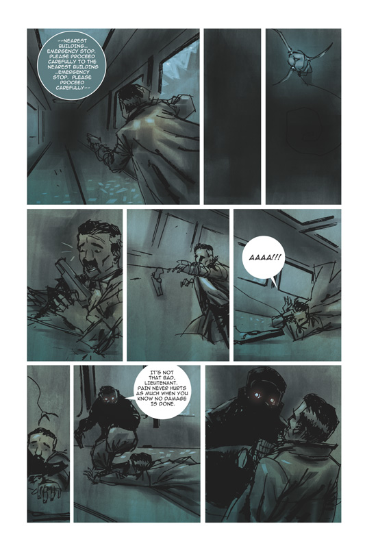 The Surrogates (Vol 1) - Page 3