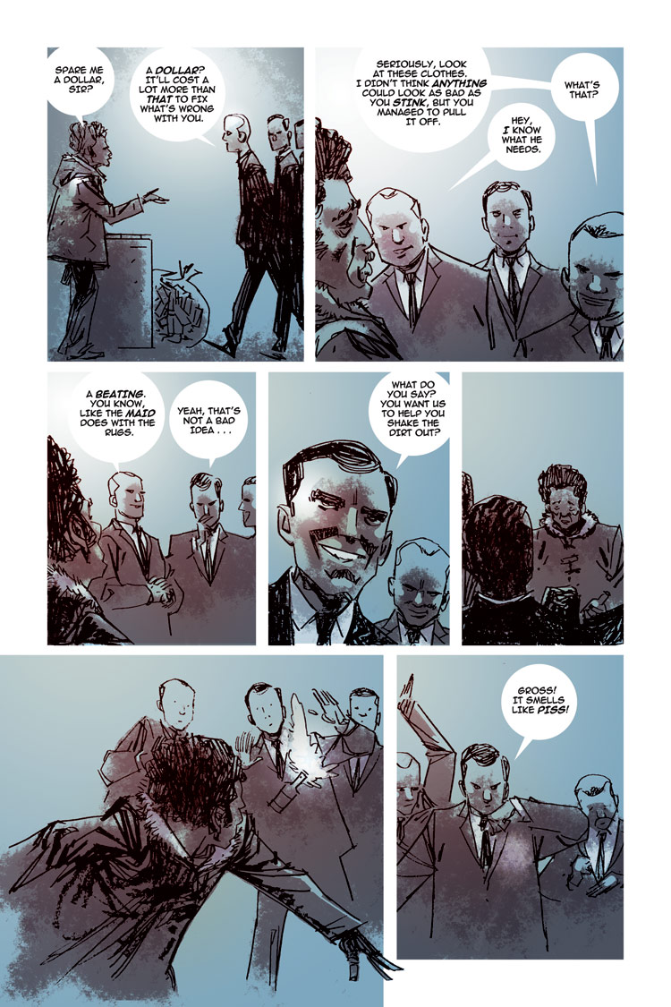 The Surrogates (Vol 2): Flesh and Bone - Page 2