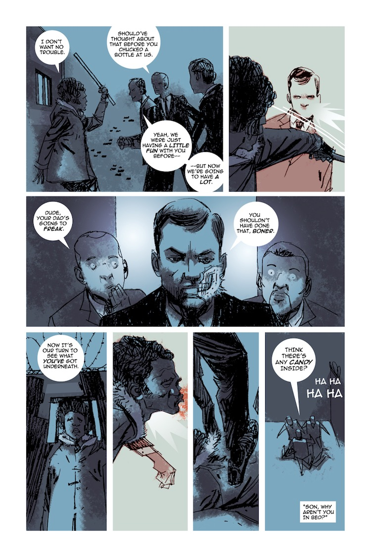 The Surrogates (Vol 2): Flesh and Bone - Page 4