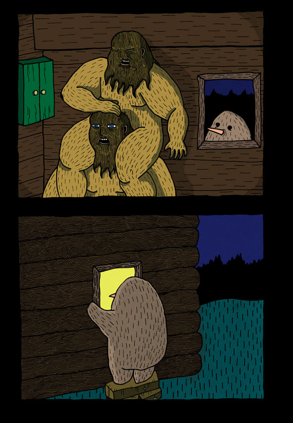 The Troll King - Page 1