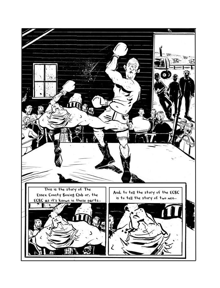 The Essex County Boxing Club - Page 3