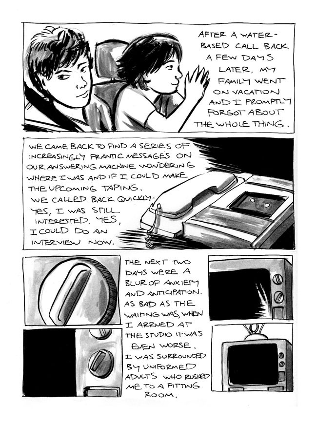 GUTS: A Young Adult Television Fiasco - Page 2