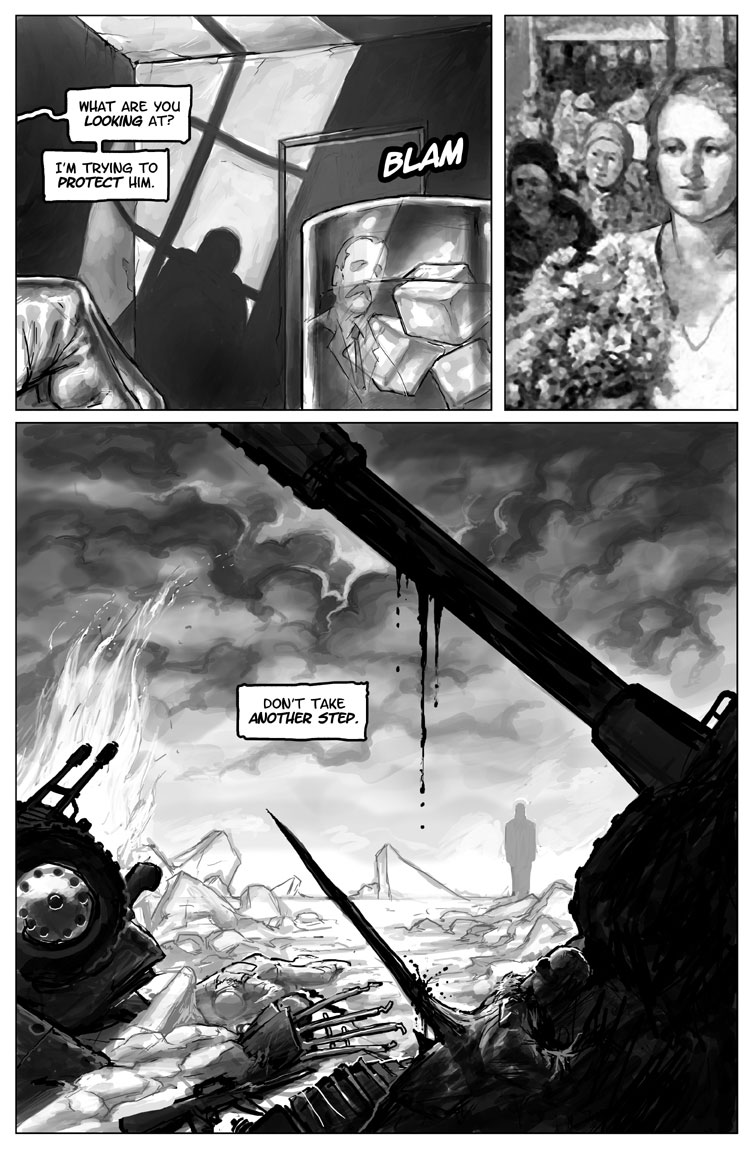 Heavy Metal Heart, part 3 - Page 2