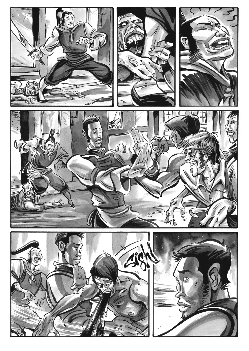 Infinite Kung Fu, part 21 - Page 3
