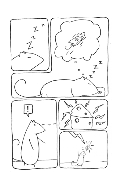 Mouse Dream - Page 1