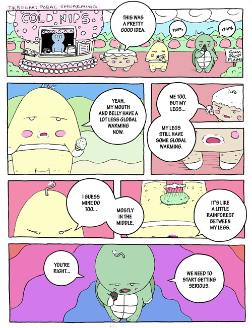 Tikboom: Global Warming, part 1 - Page 3