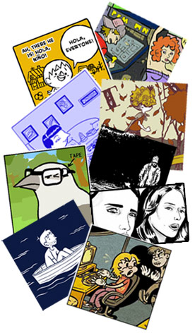 ts2.0 comic collage