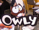 Image for School Library Journal interviews OWLY creator ANDY RUNTON!
